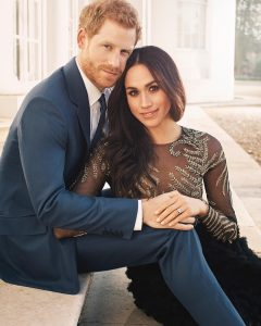 The Royal Wedding - What Will Meghan Markle wear? Image