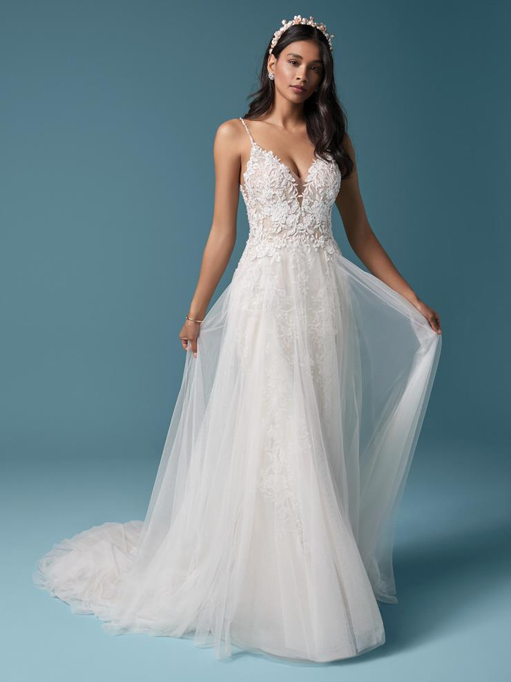 Maggie Sottero Roanne Rose  Image